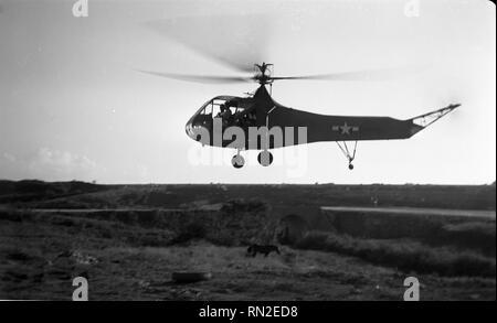US Army / U.S. Army Sikorsky R-4 - Stock Photo
