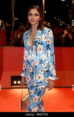 Berlin, Germany. 16th Feb, 2019. Pegah Ferydoni attending the closing ceremony at the 69th Berlin International Film Festival/Berlinale 2019 at Berlinale Palace on February 16, 2019 in Berlin, Germany. | usage worldwide Credit: dpa/Alamy Live News - Stock Photo
