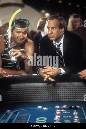 RANDY QUAID, CHEVY CHASE, VEGAS VACATION, 1997 Stock Photo ...