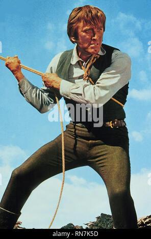 KIRK DOUGLAS, THE WAY WEST, 1967 - Stock Photo