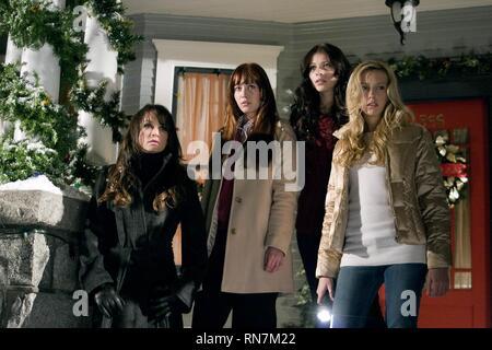CLOKE,WINSTEAD,TRACHTENBERG,CASSIDY, BLACK CHRISTMAS, 2006 - Stock Photo