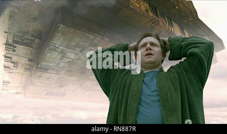 MARTIN FREEMAN, THE HITCHHIKER'S GUIDE TO THE GALAXY, 2005 - Stock Photo