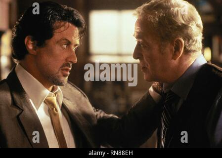 GET CARTER, SYLVESTER STALLONE , MICHAEL CAINE, 2000 - Stock Photo
