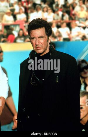 ANY GIVEN SUNDAY, AL PACINO, 1999 - Stock Photo