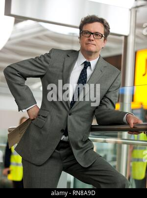 COLIN FIRTH, GAMBIT, 2012 - Stock Photo