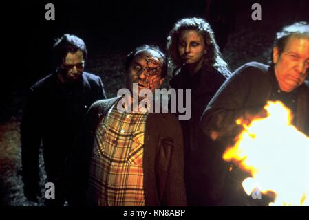 ZOMBIES, NIGHT OF THE LIVING DEAD, 1990 - Stock Photo