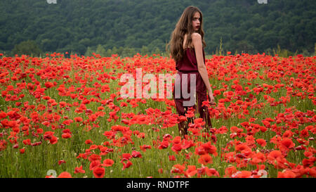 Drug and love intoxication, opium, medicinal. - Stock Photo