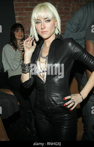 New York, USA. 05 Dec, 2010. Recording Artist, Matisse at The Sunday, Dec 5, 2010 Celebrity Sightings at Chelsea Room in New York, USA. Credit: Steve Mack/Alamy - Stock Photo