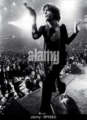 MICK JAGGER, GIMME SHELTER, 1970 - Stock Photo