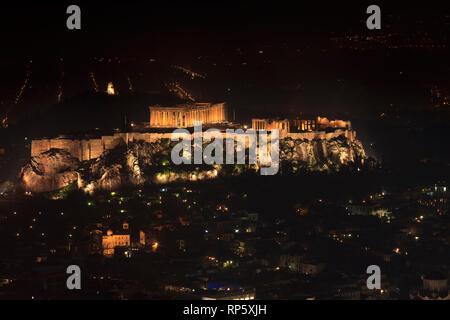 Acropolis, Greece. - Stock Photo