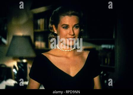 GRACE KELLY, REAR WINDOW, 1954 - Stock Photo