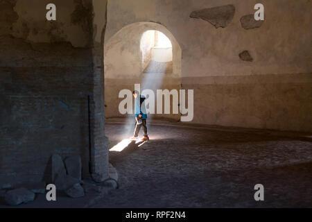 Italy Rome Appian Way 312 Bc Stock Photo 41502187 Alamy