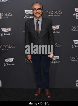 Los Angeles, CA, USA. 21st Feb, 2019. 21 February 2019 - Los Angeles, California - Iqbal Theba. Cadillac Celebrates The 91st Annual Academy Awards held at the Chateau Marmont. Photo Credit: Birdie Thompson/AdMedia Credit: Birdie Thompson/AdMedia/ZUMA Wire/Alamy Live News - Stock Photo