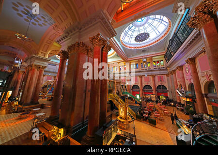 Royal Exchange theatre, St Anns Sq, Manchester, England, UK,  M2 7DH