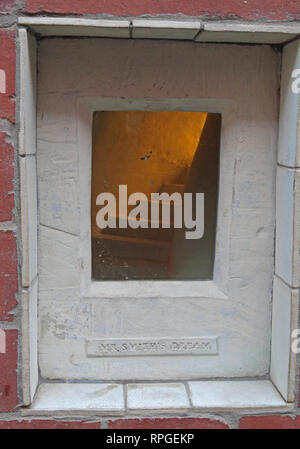 Mr Smiths Dream, Manchester Craft Village,  17 Oak St, Manchester, England, UK,  M4 5JD - Stock Photo