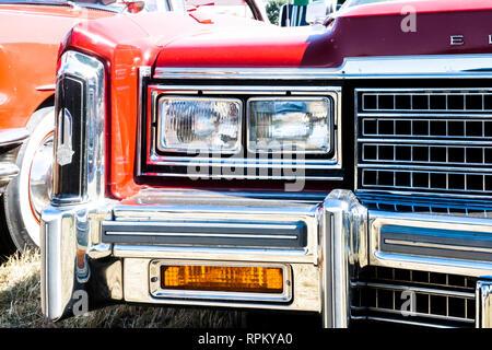 US car - Stock Photo
