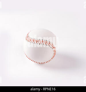 baseball ball .isolated on a white background .