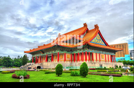National Concert Hall of Taiwan in Taipei - Stock Photo