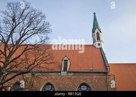 St. John's Church in Riga, Latvia - Stock Photo