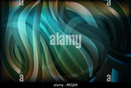 Vector abstract bright waved background, texture design - Stock Photo