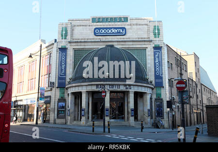 Brixton, South London UK  KATHY DEWITT - Stock Photo