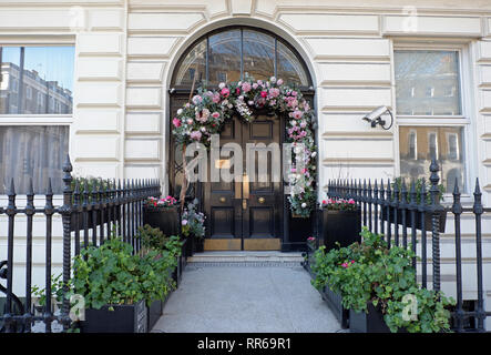 Quintessentially Group, London - Stock Photo