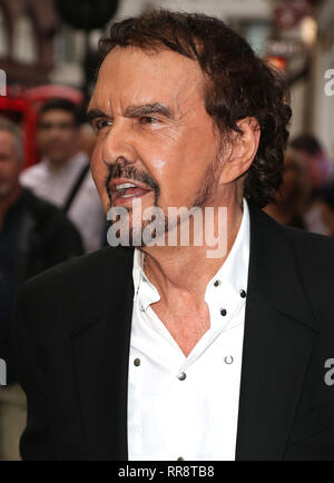 Jul 20, 2015 - London, England, UK - Frank Sinatra: The Man and His Music Press Night, at the Palladium - VIP Arrivals Photo Shows: Dave Clark - Stock Photo