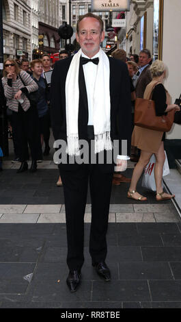 Jul 20, 2015 - London, England, UK - Frank Sinatra: The Man and His Music Press Night, at the Palladium - VIP Arrivals Photo Shows: Phil Manzanera - Stock Photo