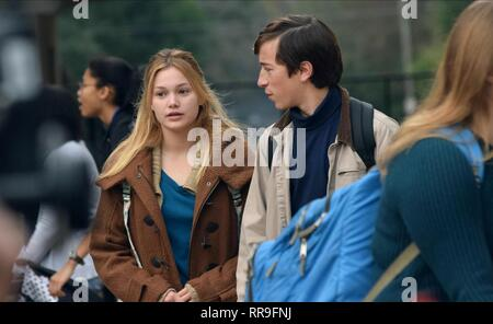 CLASS RANK, OLIVIA HOLT , SKYLER GISONDO, 2017 - Stock Photo