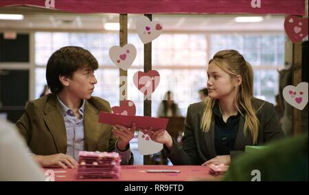 CLASS RANK, SKYLER GISONDO , OLIVIA HOLT, 2017 - Stock Photo