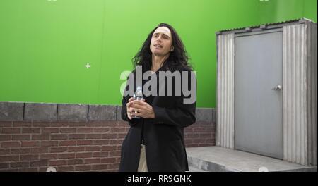 THE DISASTER ARTIST, JAMES FRANCO, 2017 - Stock Photo