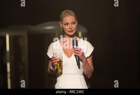 UNFORGETTABLE, KATHERINE HEIGL, 2017 - Stock Photo