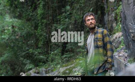 JUNGLE, DANIEL RADCLIFFE, 2017 - Stock Photo