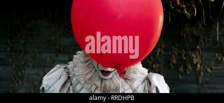 IT, BILL SKARSGARD, 2017 - Stock Photo