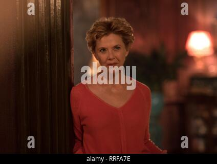FILM STARS DON'T DIE IN LIVERPOOL, ANNETTE BENING, 2017 - Stock Photo