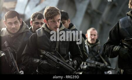 6 DAYS, JAMIE BELL, 2017 - Stock Photo