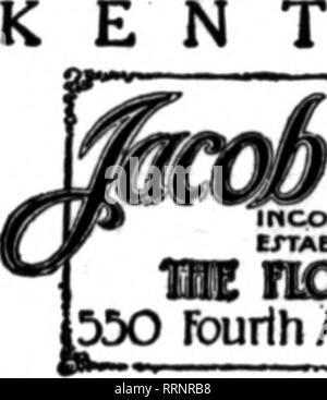 Florists' review [microform]  Floriculture  THE WALKER HOUSE