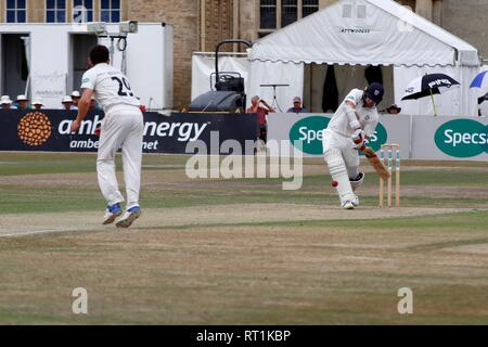 Circle2Success Cricket Social, held at Cheltenham Cricket Festival, in the Gloucestershire Cricket club marquee. 24/07/018 Picture by Andrew Higgins - Stock Photo