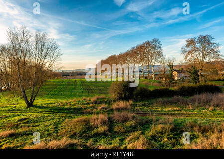 Berge du Tarn ville de Moissac Tarn et Garonne Occitanie France 82