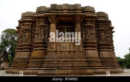 Mothera sun temple - Stock Photo