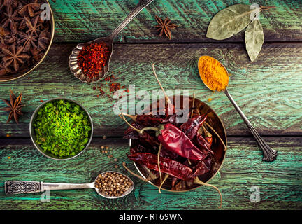 Turkish Green Peppers Stock Photo 122943815 Alamy