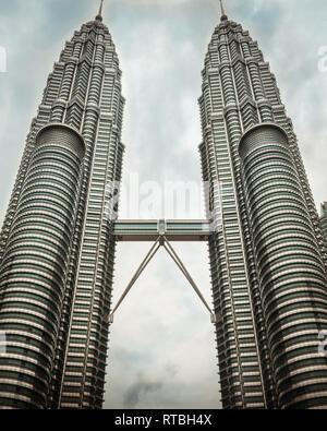 personas towers - Stock Photo