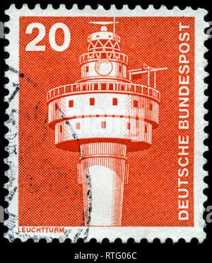 Postage stamp from the Federal Republic of Germany in the Industry and Technology Definitives 1975-1982 series issued in 1976