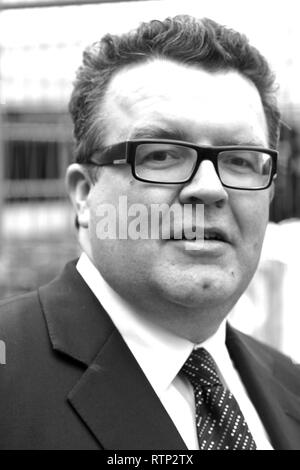 Tom Watson Deputy leader of the Labour party in the United Kingdom. British Politicians. MPS. UK Politics. - Stock Photo