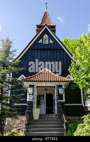 Sankt Andreasberg, Harz, Niedersachsen, Deutschland - Stock Photo