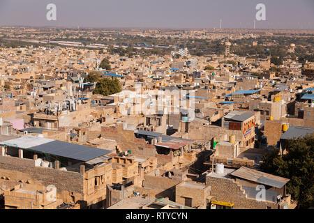 Jaisalmer, Rajasthan, India, Asia - Stock Photo