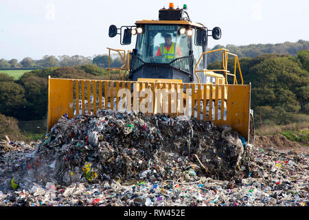 waste, rubbish, recycle, garbage, plant, collection, green, bin, wood, metal, plastic, cardboard,  landfill,dump, waste, management, materials, paper, - Stock Photo