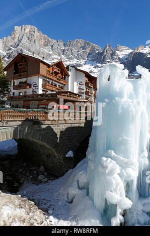 San Martino di Castroza,Trentino, Italy,Europe - Stock Photo