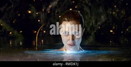 GRENDEL'S MOTHER, BEOWULF, 2007 - Stock Photo