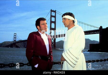 SHATNER,NIMOY, STAR TREK IV: THE VOYAGE HOME, 1986 - Stock Photo